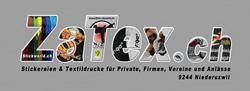 Stickerei Zatex, Textilveredelung, Textildruck und besticken